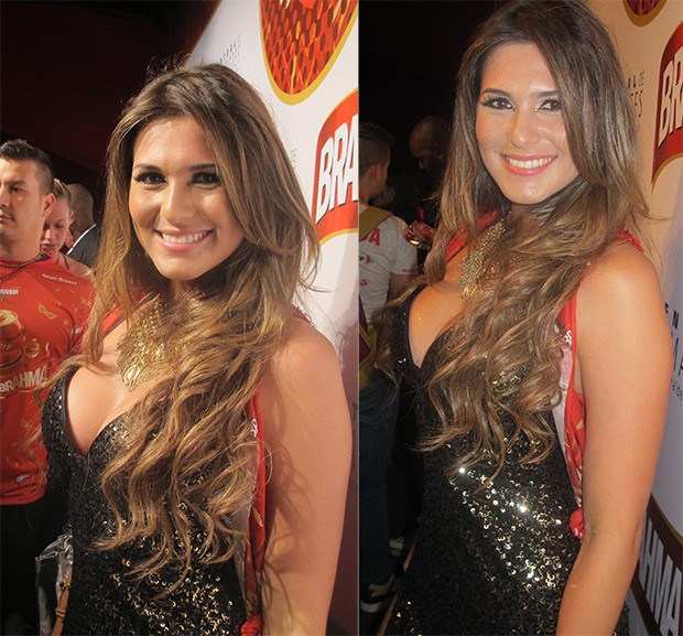 Livia Andrade (Foto: EGO)