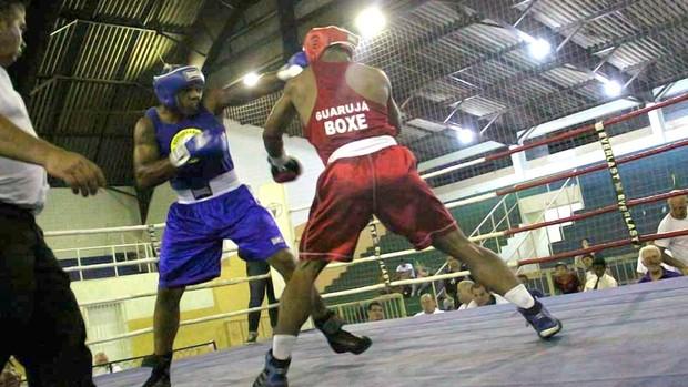 Boxe Sorocaba (Foto: Divulgação / Liga Sorocabana de Boxe)
