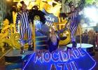 Mocidade Azul é campeã do carnaval do PR (Fernando Castro/ G1)