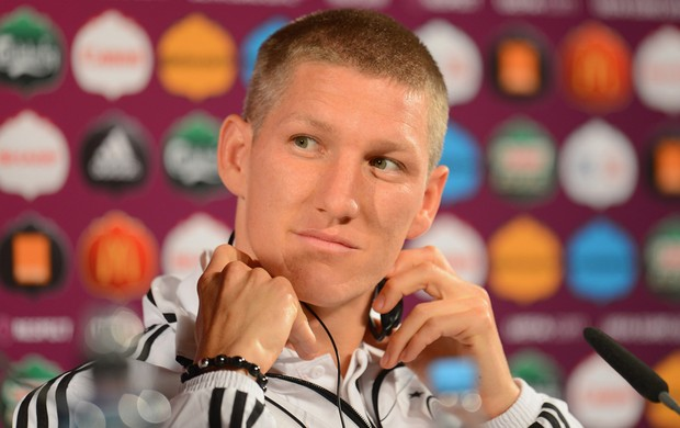 Schweinsteiger coletiva alemanha (Foto: Getty Images)