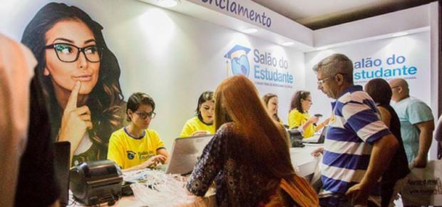 Salão do Estudante (Foto: Reprodução/Estudar Fora)
