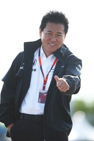 O diretor da Honda, Yasuhisa Arai, acredita em uma reação da McLaren na segunda metade da temporada (Foto: Getty Images)