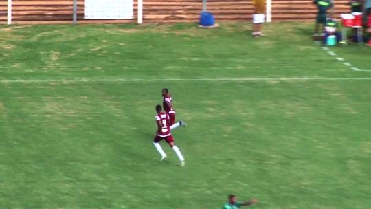 Santa Maria vence o Formosa e sobe; Real FC e Sobradinho ficam no empate
