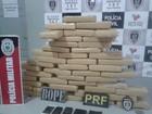 Operação apreende 50 tabletes de maconha no sertão da Paraíba