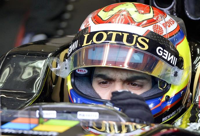 Pastor Maldonado GP da Áustria Fórmula 1 (Foto: EFE)