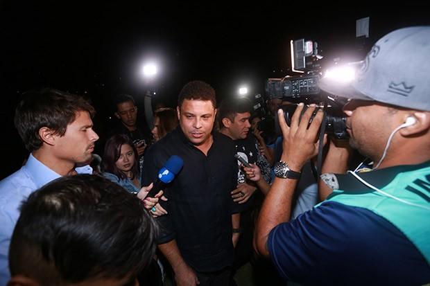 Ronaldo no SPFW Vero 2016 (Foto: Ricardo Leal)