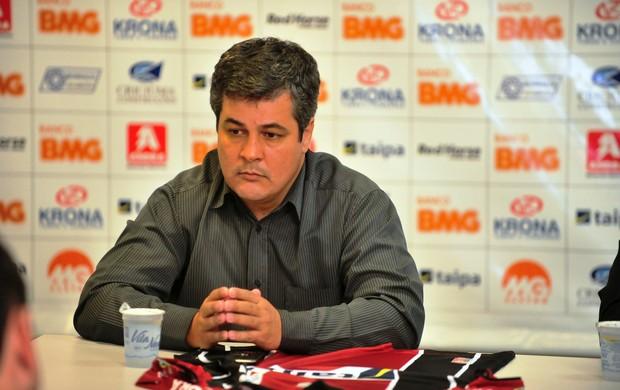 Leonardo Franco Joinville (Foto: Rodrigo Philipps/Agência RBS)