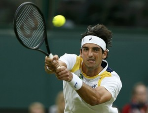 Thomaz Bellucci t&#234;nis Wimbledon Londres 2012 1r (Foto: Reuters)