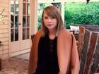 Taylor Swift mostra a casa e Calvin Harris aparece em detalhes da decor