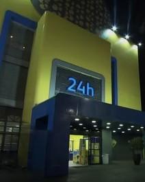 São Paulo funciona sem parar