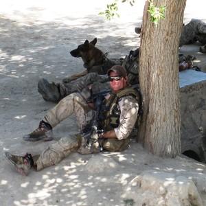 Bradley Snyder Afeganistão (Foto: Arquivo Pessoal/BradSnyderUSA.com )
