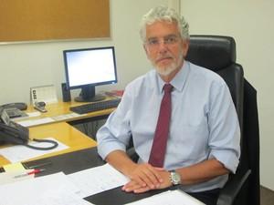 Secretário Muncipal de Educação de São Paulo César callegari (Foto: Tatiana Santiago/ G1)