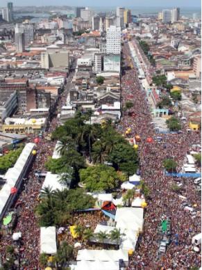 Globo Cidadania - Carnaval - Galo da Madrugada (Foto: Divulgação/Galo da Madrugada)