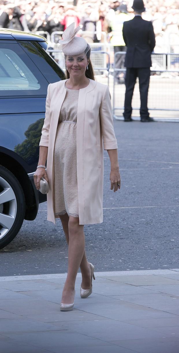 Kate Middleton (Foto: Splash News/Agência)