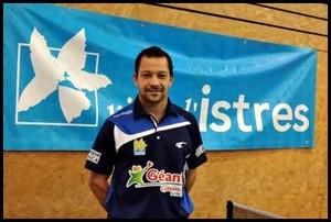 Thiago Monteiro Istres Tênis de Mesa (Foto: iDigo | Assessoria de comunicação CBTM)