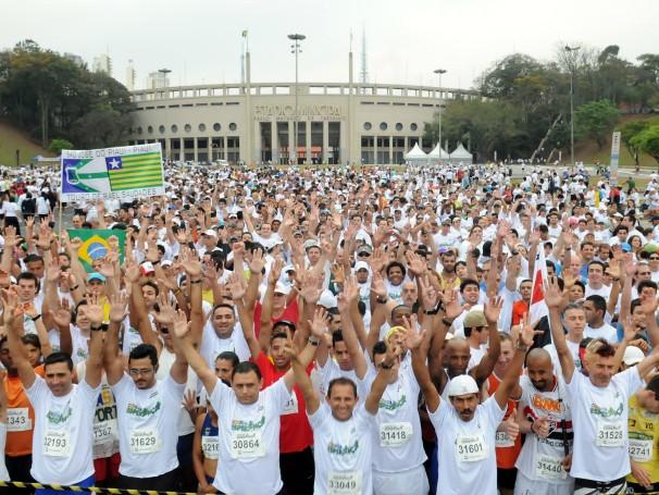 Corrida e Caminhada Criança Esperança (Foto: Divulgação)