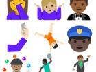 Android N terá atalho na tela inicial para dentro de apps e emoji de 'selfie'