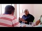 Nildo Cardoso se reúne com professores em Campos, no RJ