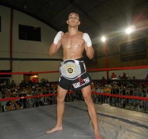 Genilson Lee lutador (Foto: Aruivo Pessoal/Genilson Lee)