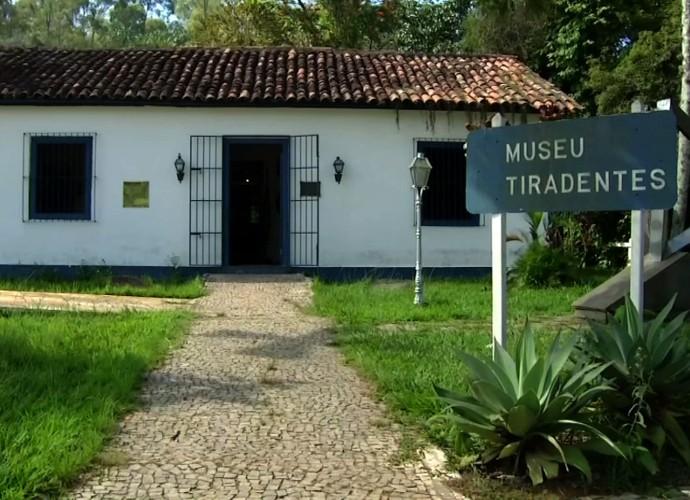 Um museu foi criado em Sebollas, Paraíba do Sul, para homenagear Tiradentes (Foto: Rio Sul Revista)