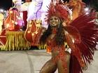 Veja as musas do segundo dia de desfiles da Série A no Rio