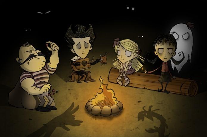 Personagens de Dont Starve (Foto: Reprodução/Dont Starve Game Wikia)