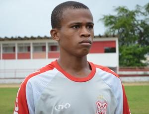Gilberto diz que empate foi péssimo resultado (Foto: Felipe Martins/GLOBOESPORTE.COM)