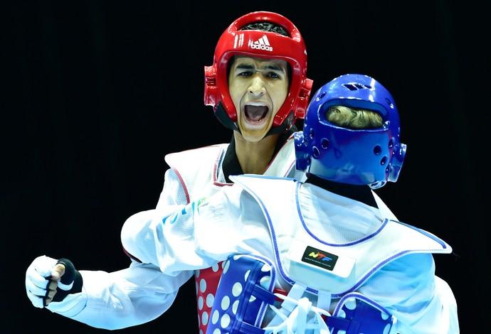 Edival taekwondo (Foto: Wander Roberto/Inovafoto/COB)
