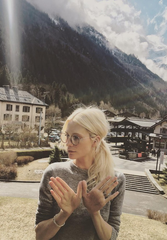 Poppy Delevingne (Foto: Instagram/Reprodução)