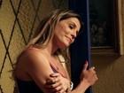 Em clima de despedida, elenco de 'Boogie' faz homenagem a Deborah Secco