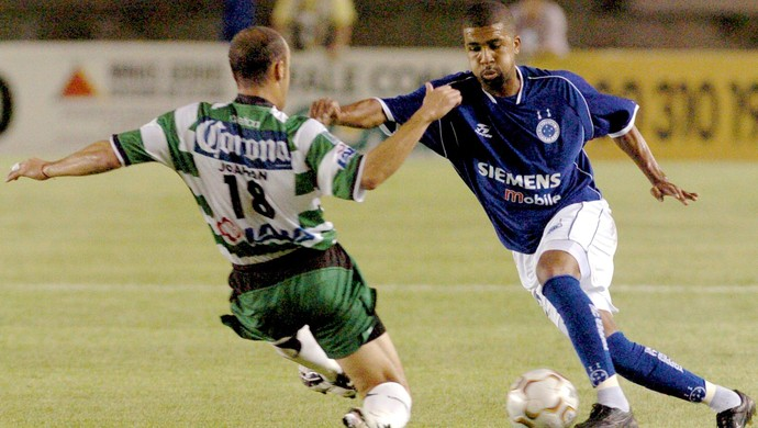 Leandro, Cruzeiro, arquivo (Foto: Reuters)