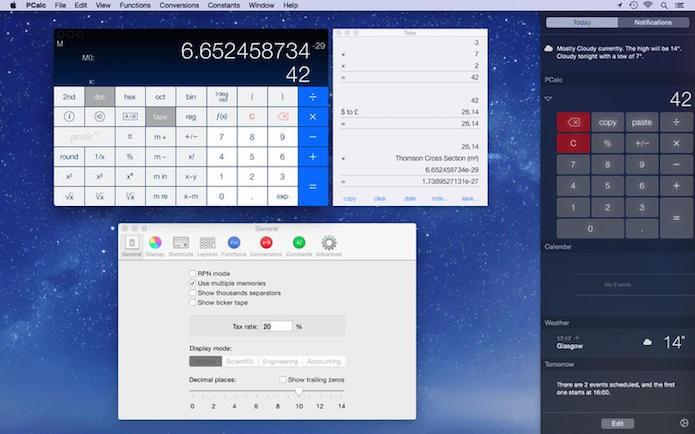 Aplicativo traz visual renovado e widget para a central de notificações (Foto: Reprodução/Helito Bijora)