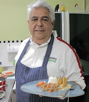 Carlos Ribeiro (Foto: Cristiane Senna/Editora Globo)