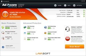 Lavasoft Ad Aware Pro Security