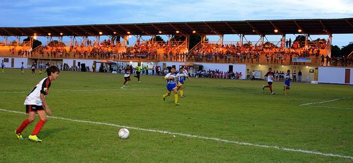 Campeonato Municipal de Futebol Sub-12 (Foto: Ascom PMBV)