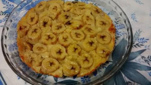 Torta de Banana da Dona Júlia