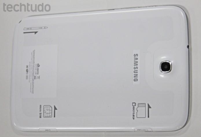 Samsung Galaxy Note 8.0 (Foto: Divulgação)