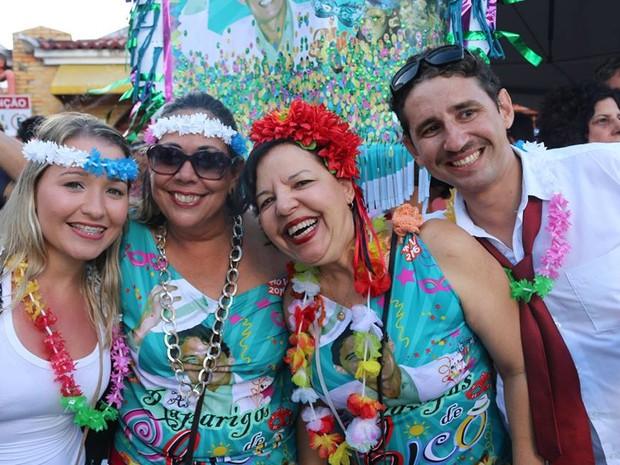 As Raparigas de Chico é tradição em João Pessoa desde 2012 (Foto: Iago Sarinho/Arquivo Pessoal)