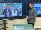 Técnicos vistoriam obra do terminal de passageiros do aeroporto de Cascavel