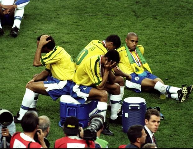 Resultado de imagem para brasil copa 98