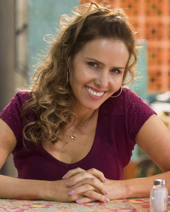 Leona Cavalli comenta mudanças que acontecerão com sua personagem, Gilda (Foto: Estevam Avellar/Globo)