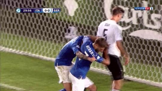 Itália vence Alemanha e ambos avançam às semifinais da Euro Sub-21