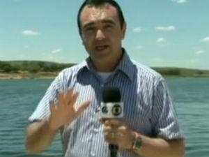 Amorim Neto volta à equipe de reportagem da TV Gazeta de Alagoas (Foto: Divulgação/ Rede Globo)