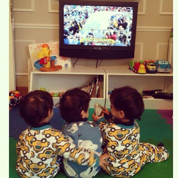 Filhos de Isabella Fiorentino (Foto: Instagram/Reprodução)