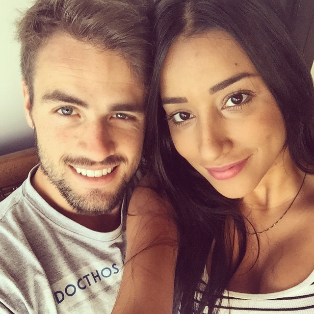 Rafael Licks e Talita Araújo (Foto: Instagram / Reprodução)