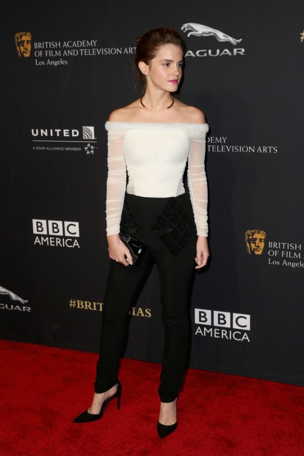 Emma Watson tinha 17 anos quando recebeu US$4 milhões por 'Harry Potter e a Ordem da Fênix' (2007) (Foto: Getty Images)