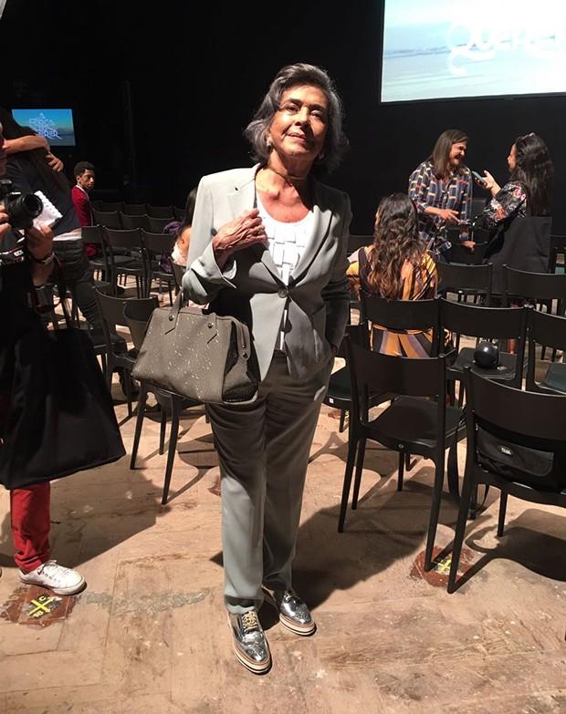 Betty Faria (Foto: Ed. Globo)