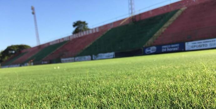 Velo Clube estádio Benitão (Foto: Vinicius Nonato)