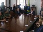 Exército cede parte do quartel em Maceió para construção de eixo viário
