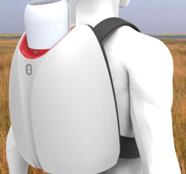 O aparelho é pequeno e pode ser carregado em uma mochila  (Foto: Universidade de Loughborough)